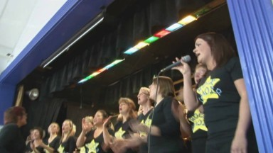 Rock Choir -  Otford -  Oh Happy Days